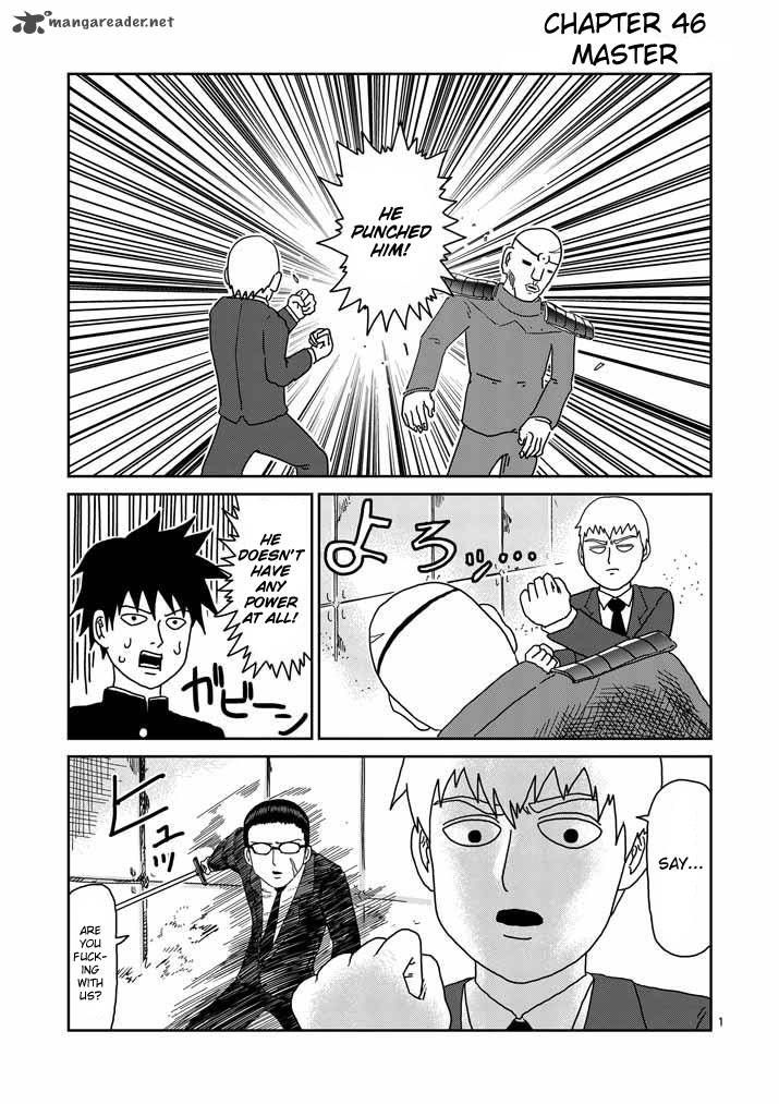Mob Psycho 100 46 Page 1