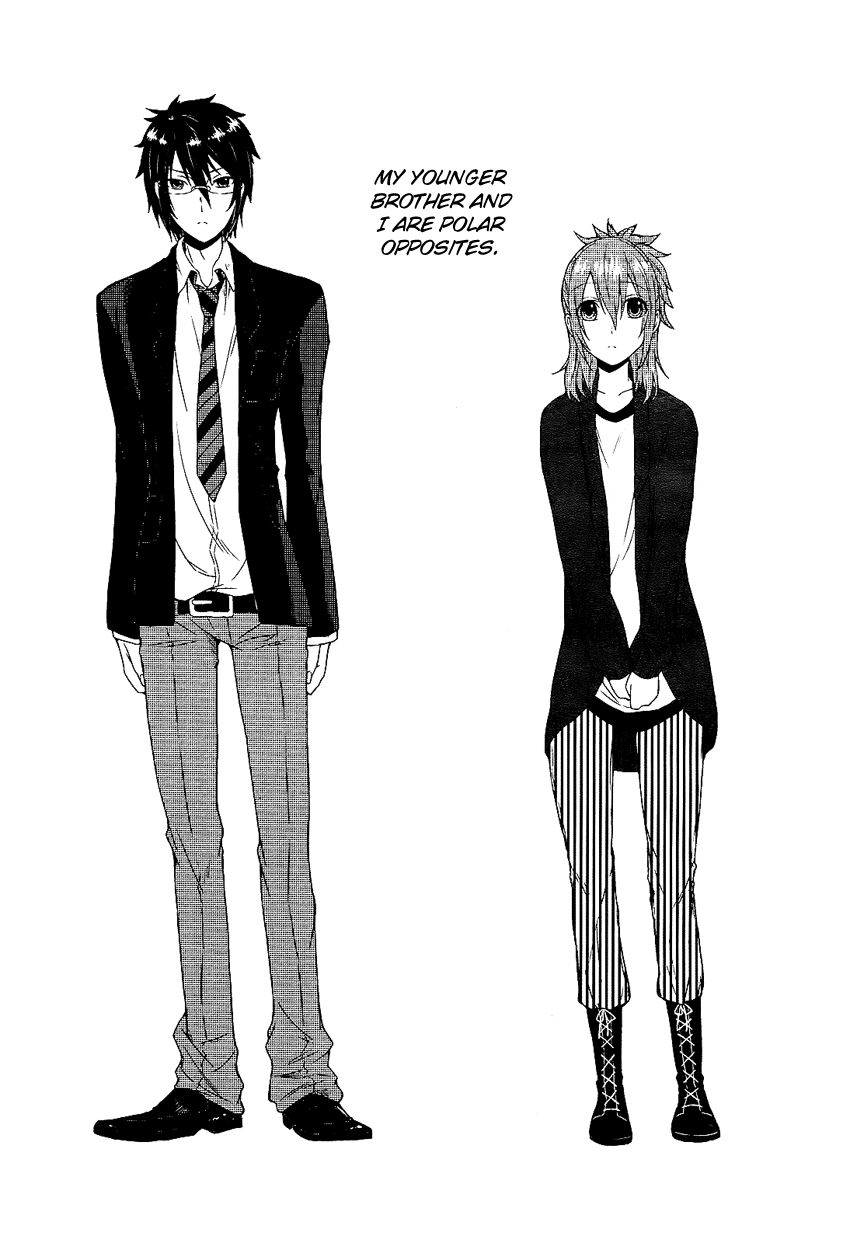 Boku ga Otouto to Nakayoku Naru Houhou 0 Page 2