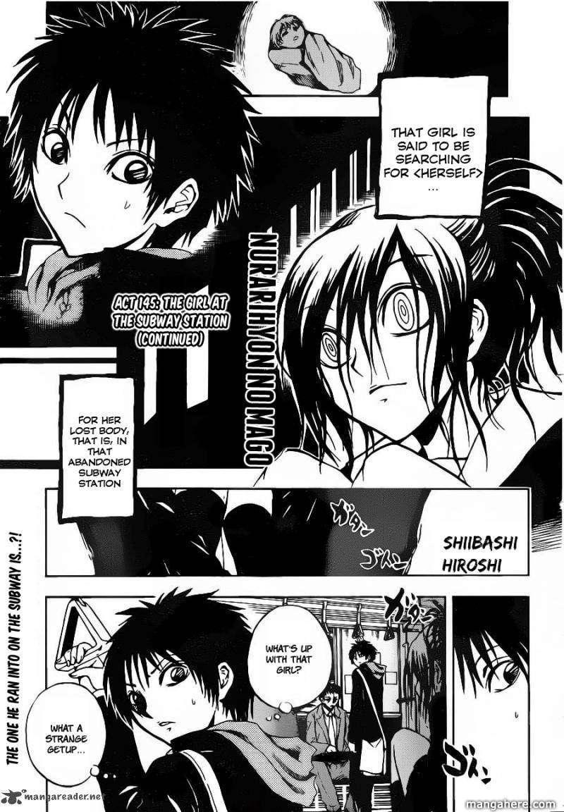 Nurarihyon no Mago 145 Page 2