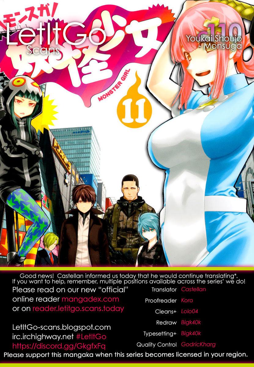 Youkai Shoujo - Monsuga 110 Page 1