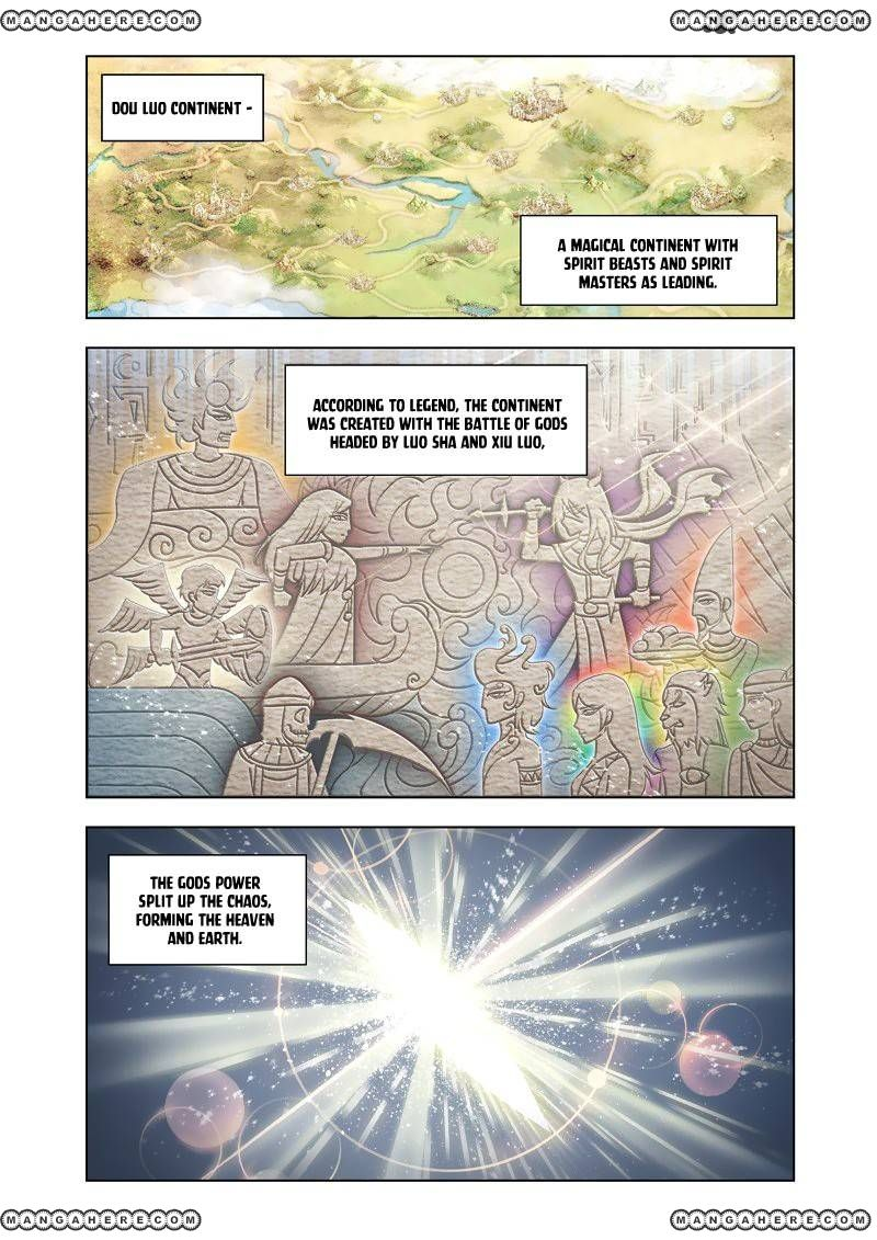 Douluo Dalu 121 Page 2