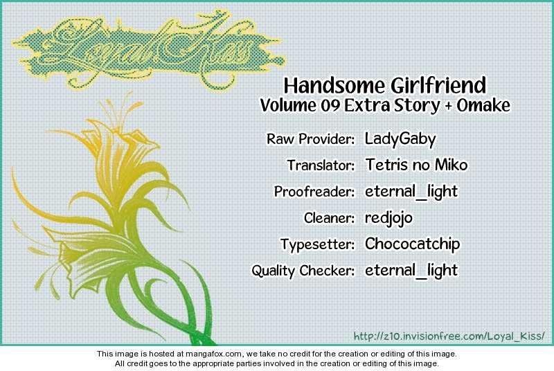 Handsome Girlfriend 36 Page 1