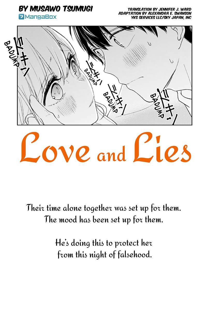 Koi to Uso 55 Page 1