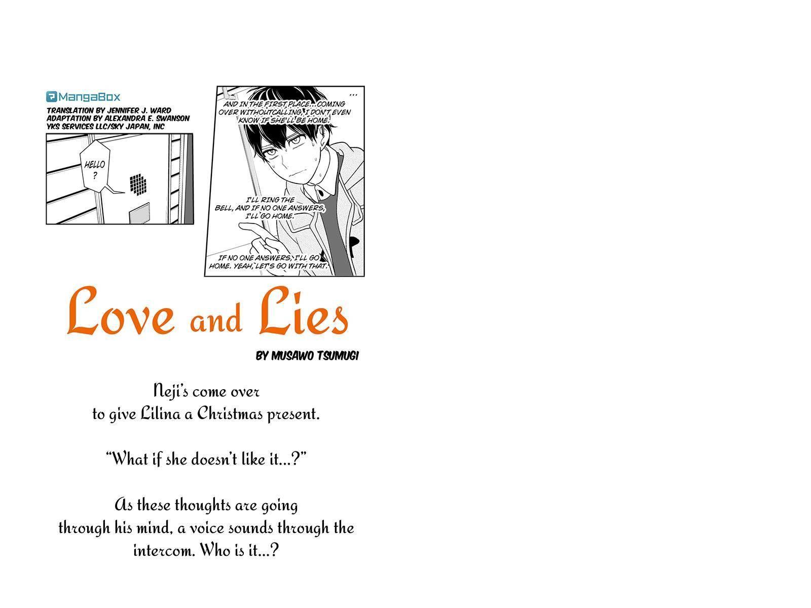 Koi to Uso 159 Page 1