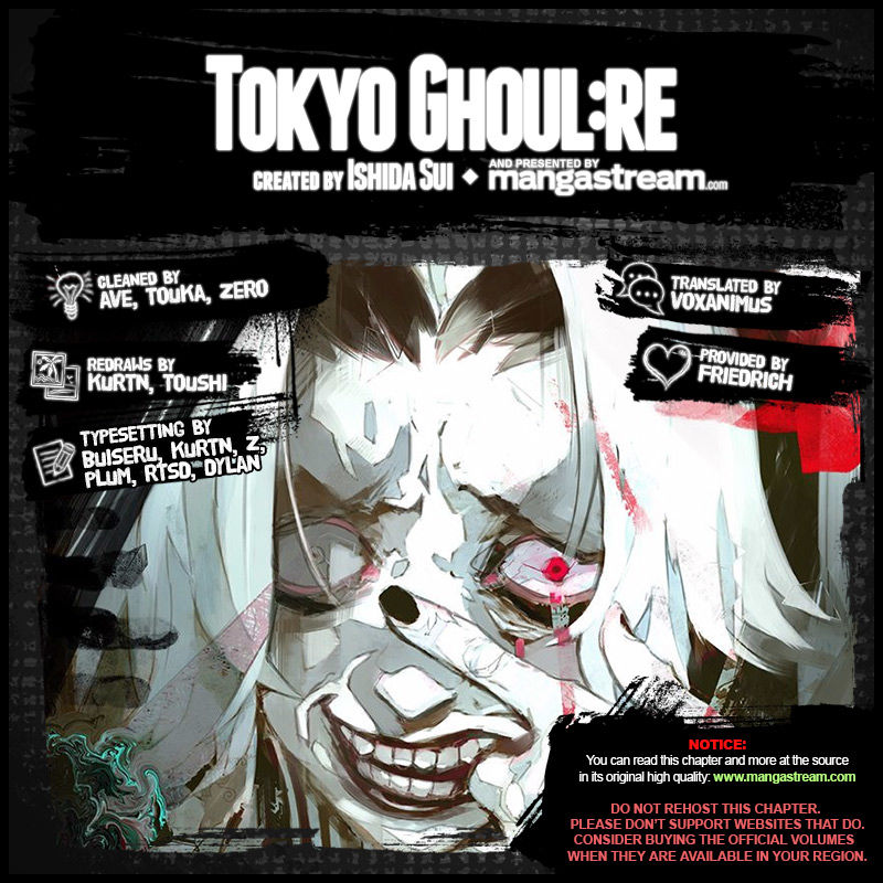 Tokyo Ghoul:re 179 Page 2