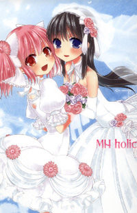 Mahou Shoujo Madoka Magica dj - MHholic