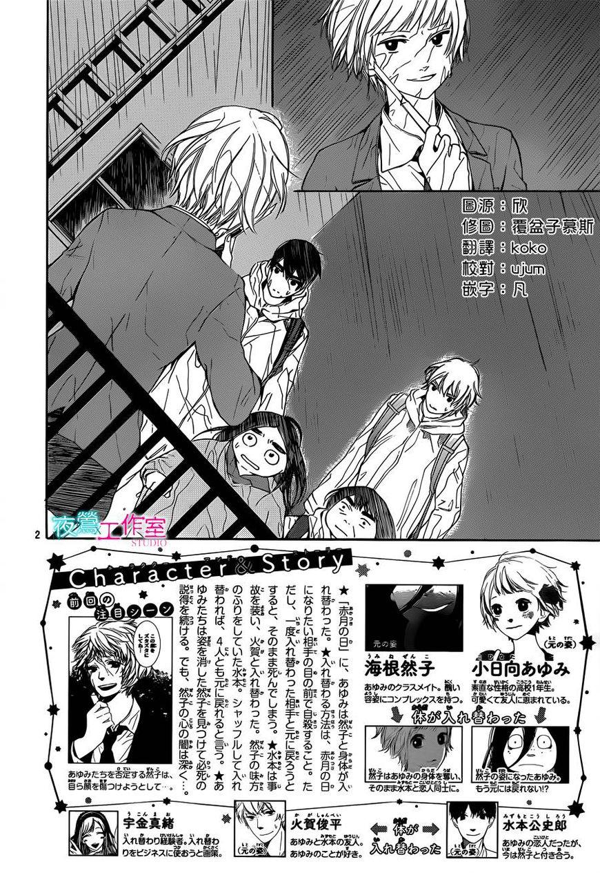 Uchuu o Kakeru Yodaka 15 Page 2