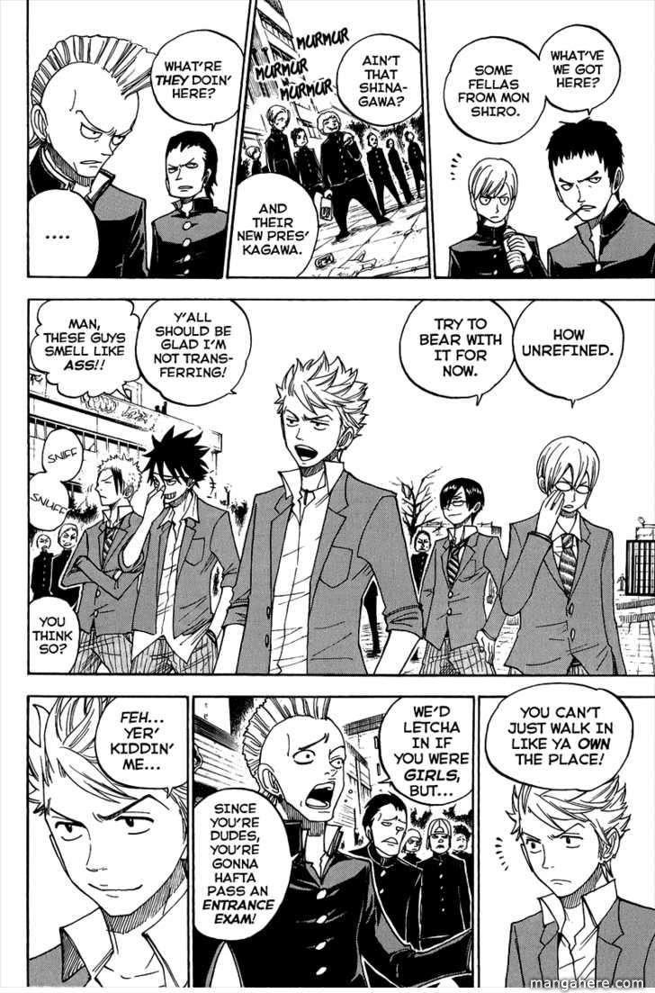 Yankee-kun to Megane-chan 137 Page 3