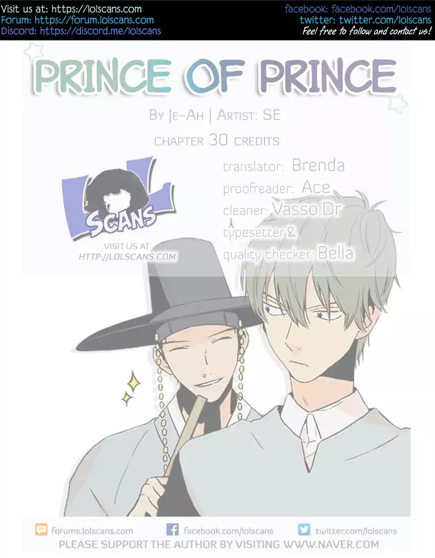 Prince of Prince 30 Page 1