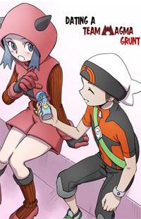 Pokemon - Dating a Team Magma Grunt (Doujinshi)