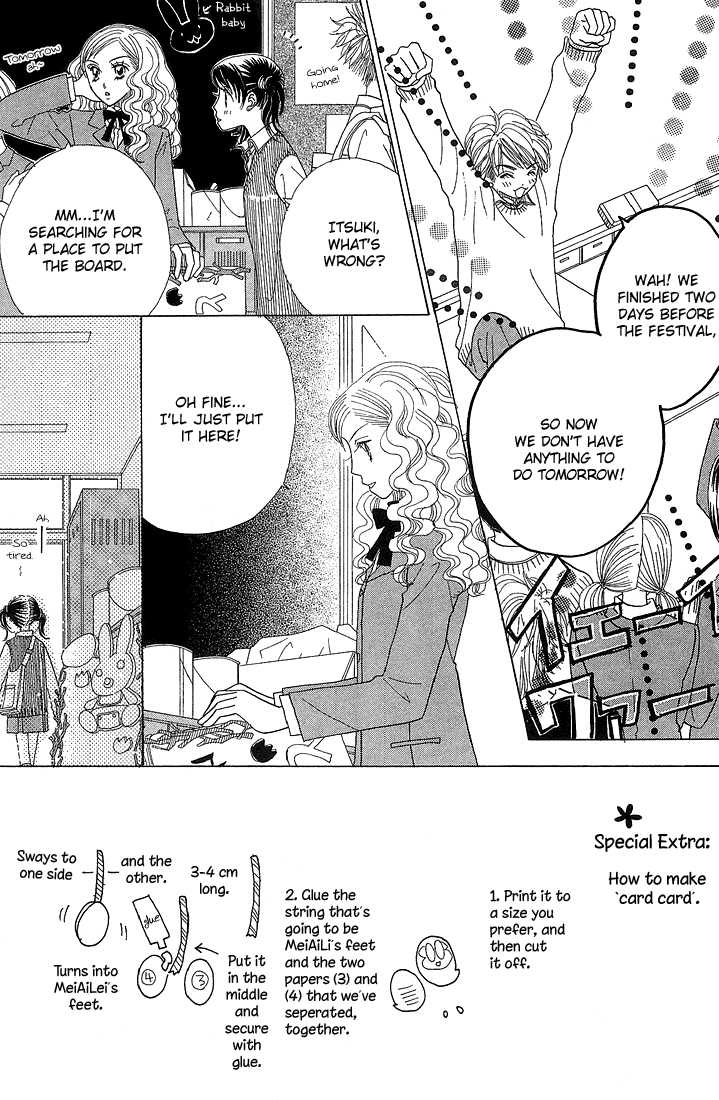 Koi Suru One Fourth 5 Page 2