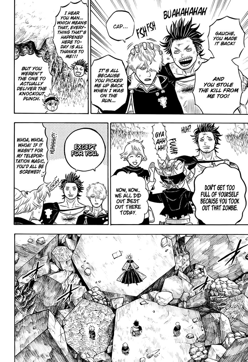 Black Clover 51 Page 2