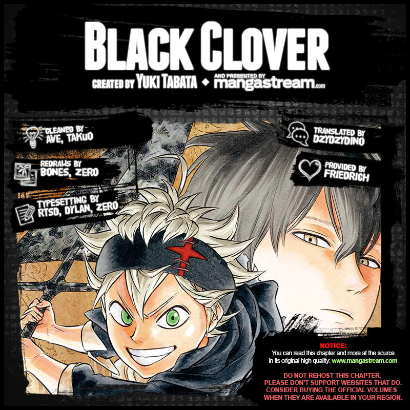Black Clover 95 Page 2