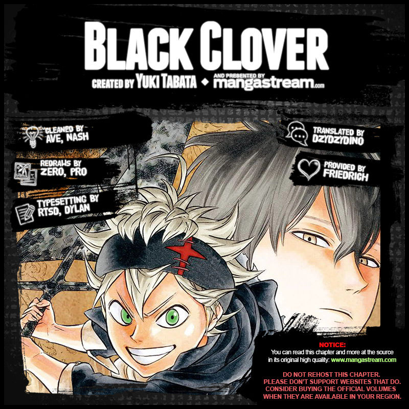 Black Clover 121 Page 2