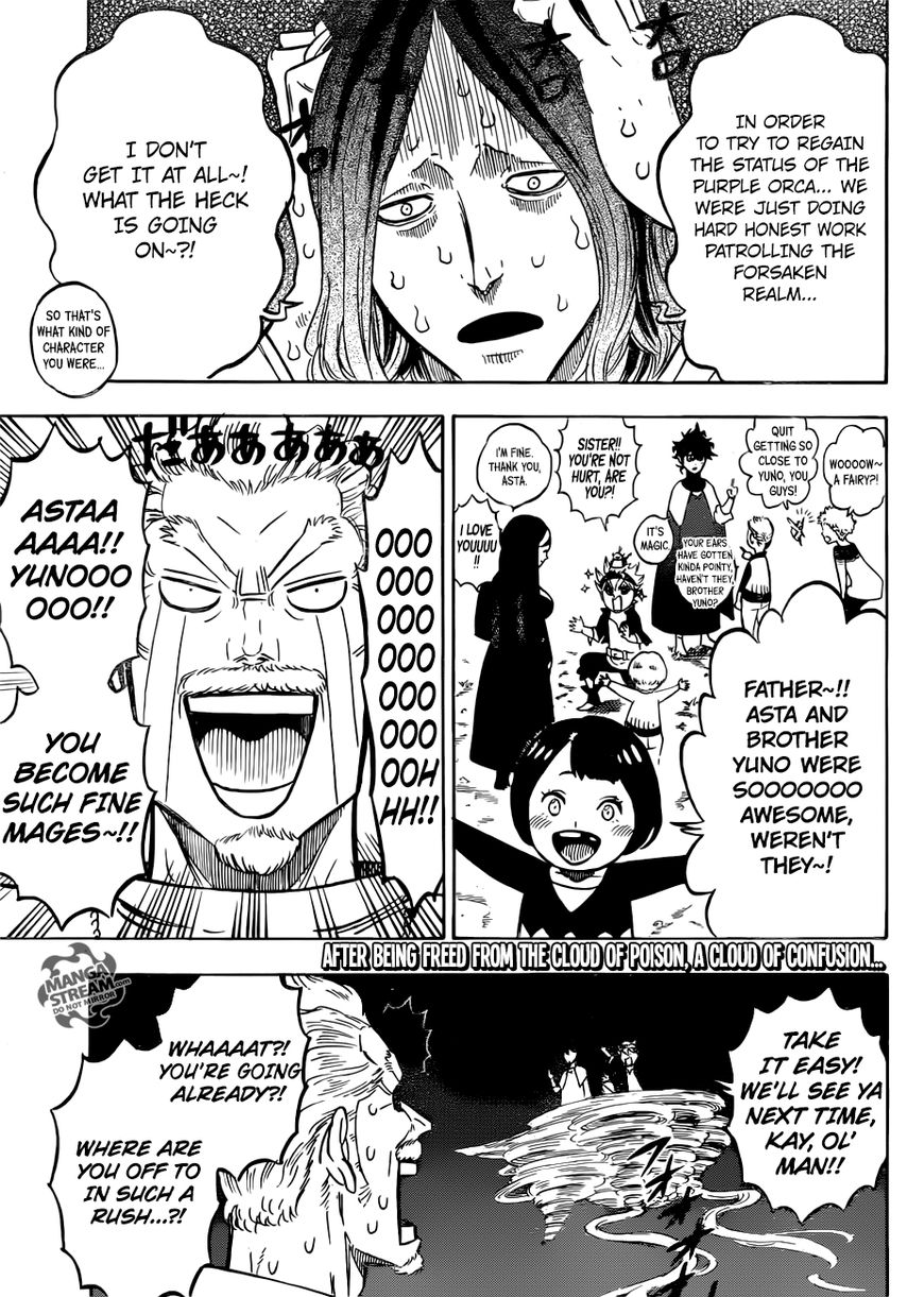 Black Clover 160 Page 1