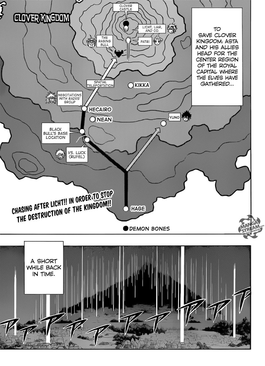Black Clover 169 Page 1