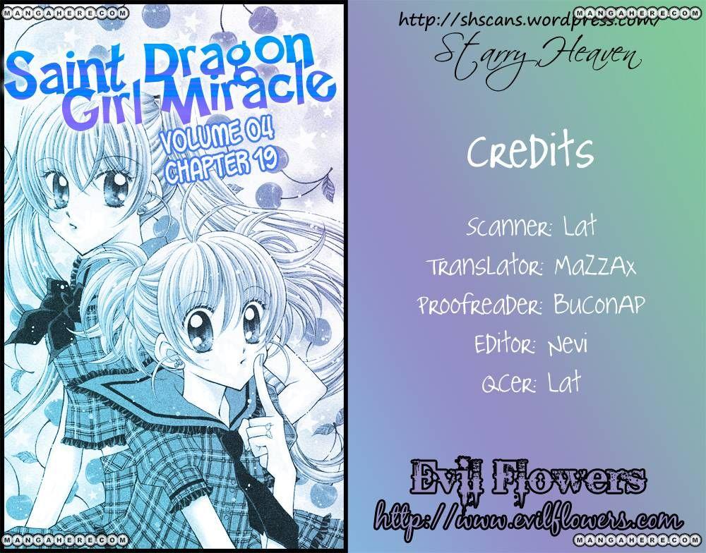 Saint Dragon Girl Miracle 19 Page 2