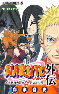 Naruto Gaiden: The Seventh Hokage