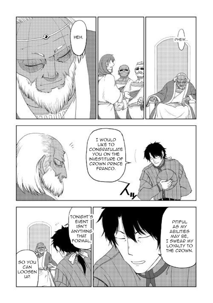 Isekai Tensei Soudouki 41 Page 3