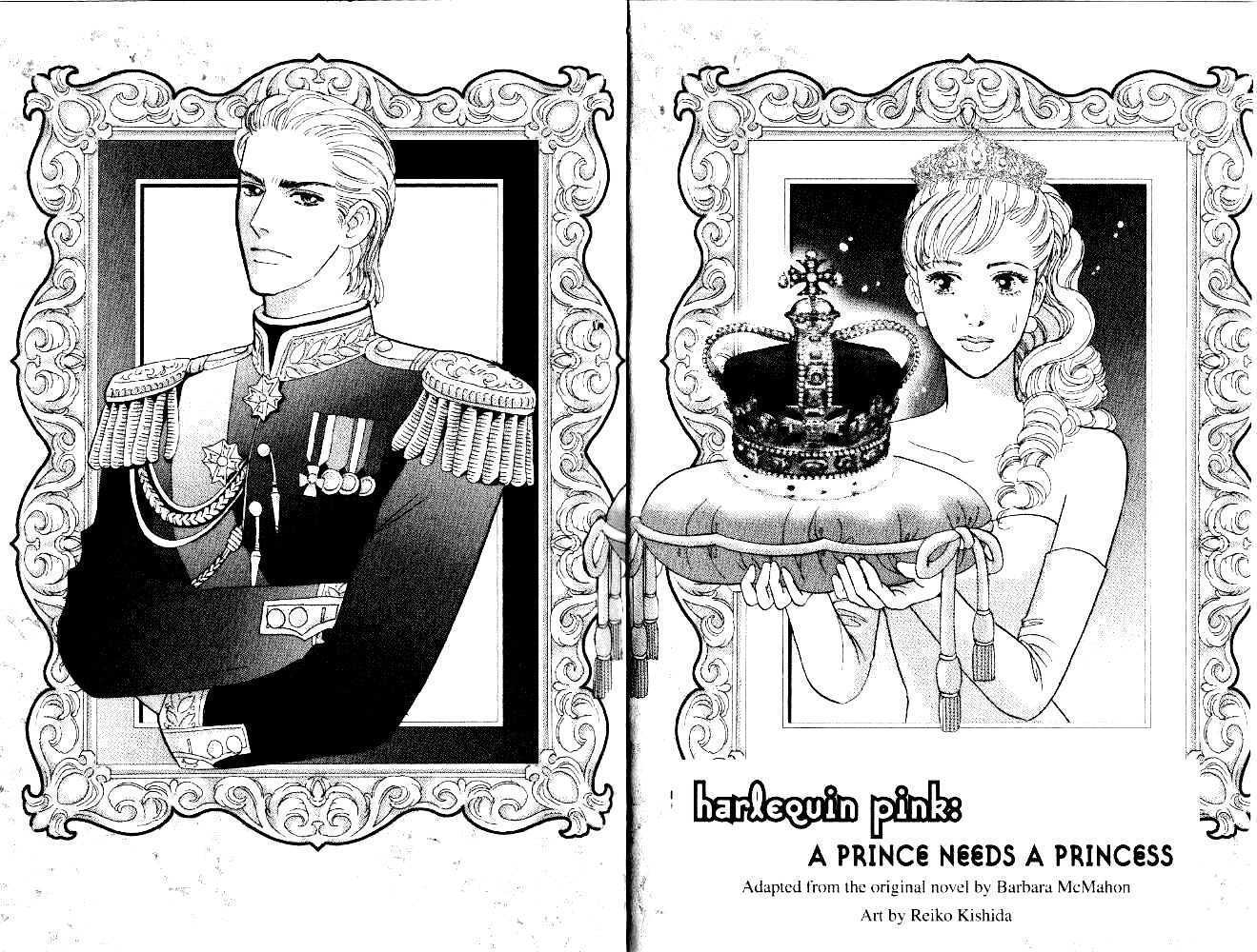 A Prince Needs a Princess 0 Page 3