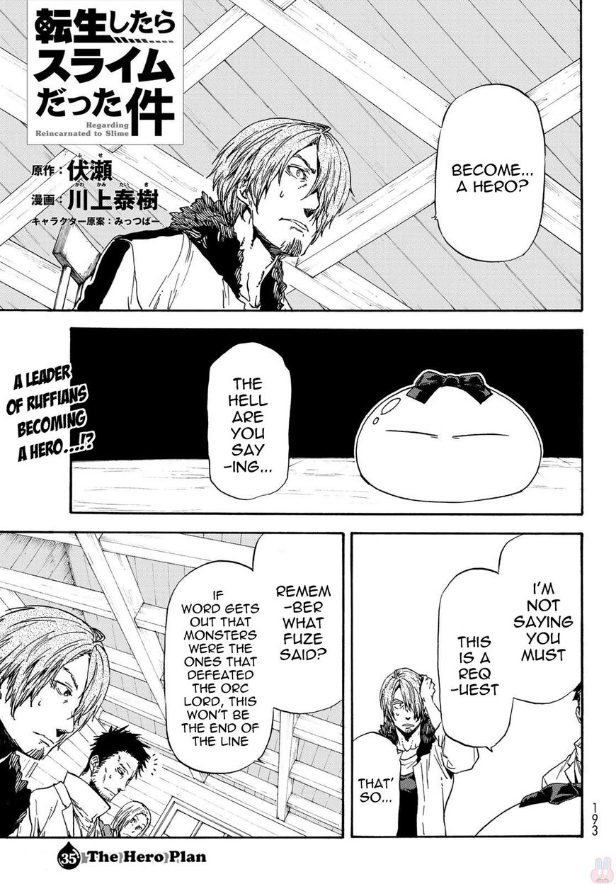 Tensei Shitara Slime Datta Ken 35 Page 2