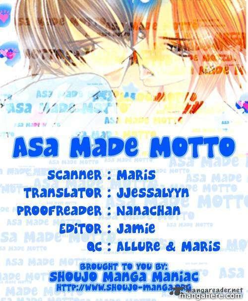 Asa Made, Motto 7 Page 1