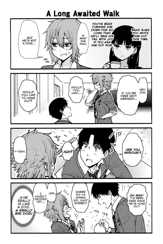 Tomo-chan wa Onnanoko! 137 Page 1