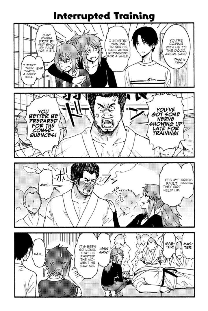 Tomo-chan wa Onnanoko! 205 Page 1