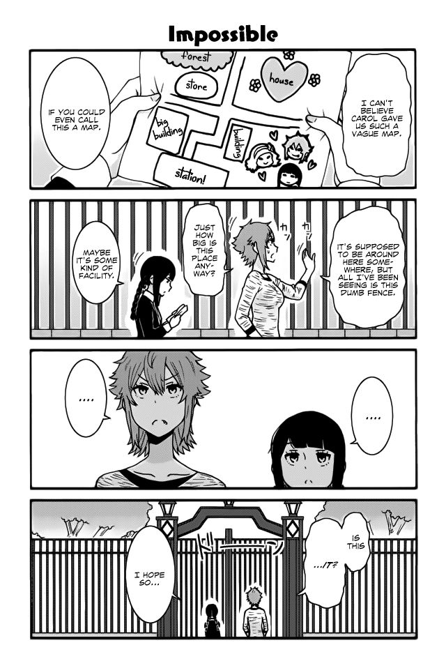 Tomo-chan wa Onnanoko! 239 Page 1