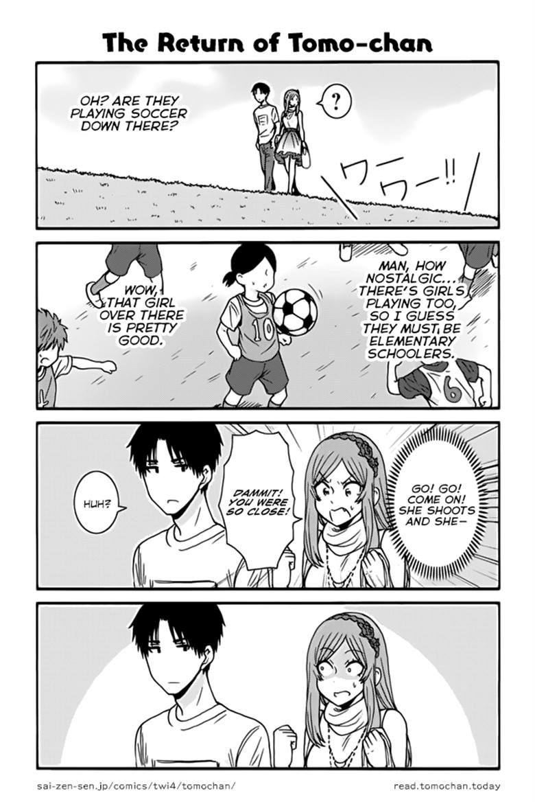 Tomo-chan wa Onnanoko! 351 Page 1