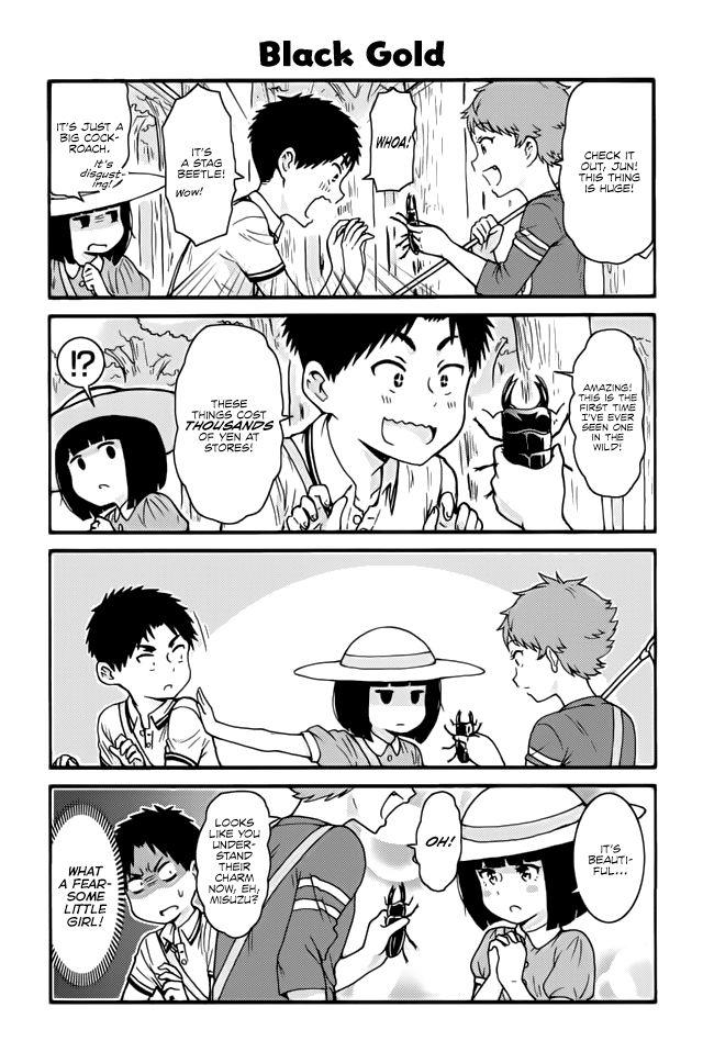 Tomo-chan wa Onnanoko! 413 Page 1