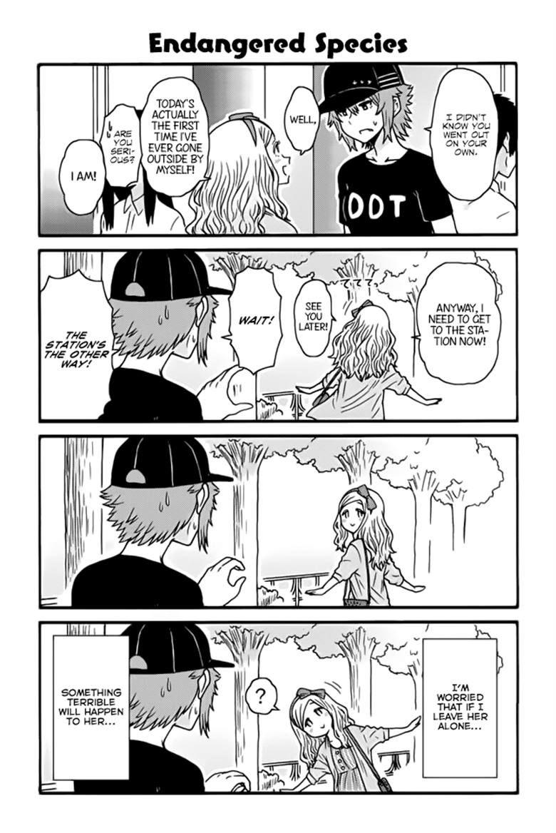 Tomo-chan wa Onnanoko! 430 Page 1