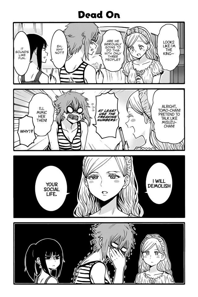 Tomo-chan wa Onnanoko! 486 Page 1