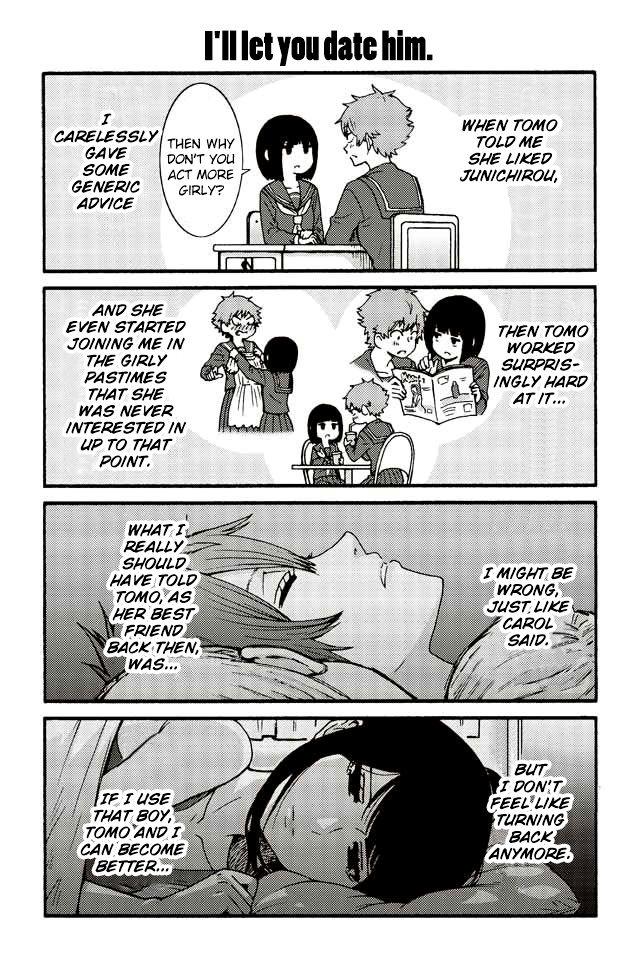 Tomo-chan wa Onnanoko! 496 Page 1