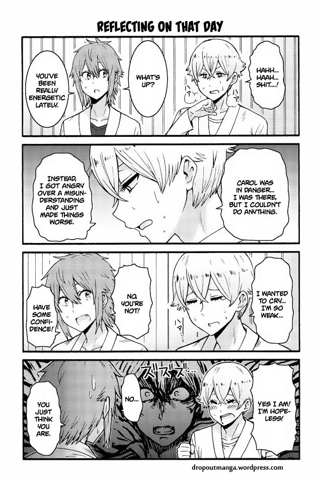 Tomo-chan wa Onnanoko! 549 Page 1