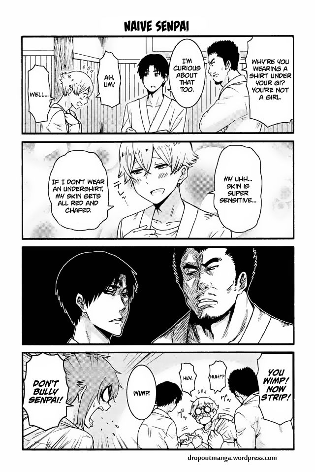 Tomo-chan wa Onnanoko! 553 Page 1