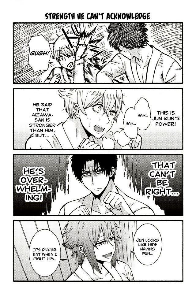 Tomo-chan wa Onnanoko! 560 Page 1