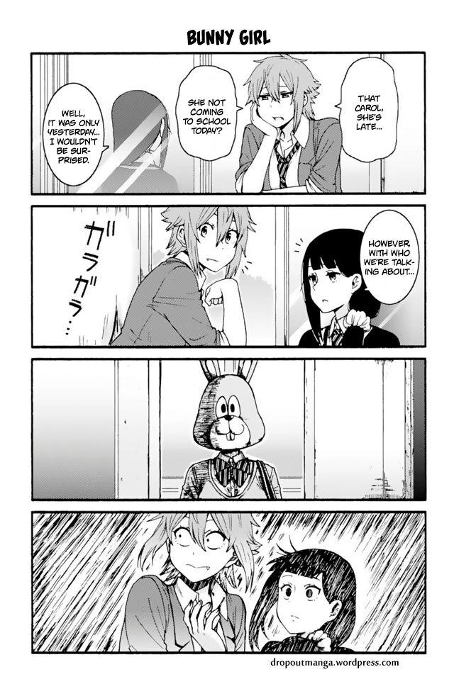 Tomo-chan wa Onnanoko! 630 Page 1