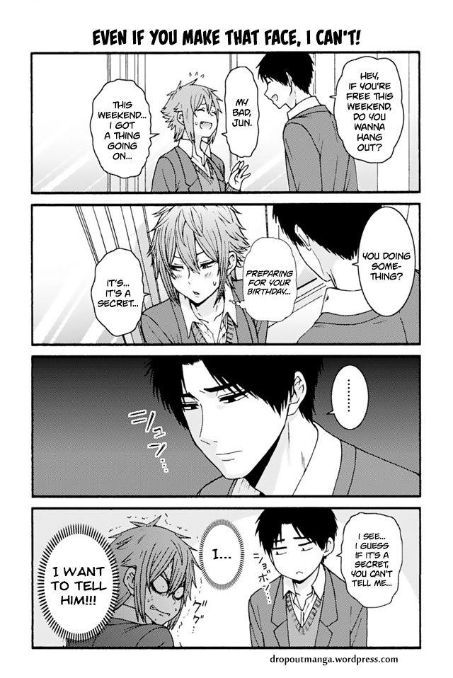 Tomo-chan wa Onnanoko! 730 Page 1