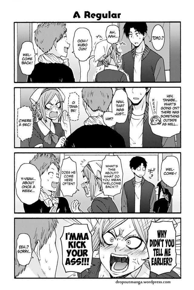 Tomo-chan wa Onnanoko! 745 Page 1