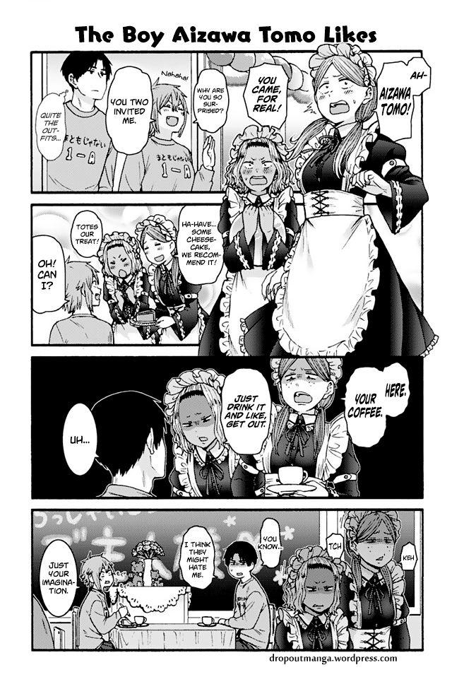 Tomo-chan wa Onnanoko! 820 Page 1