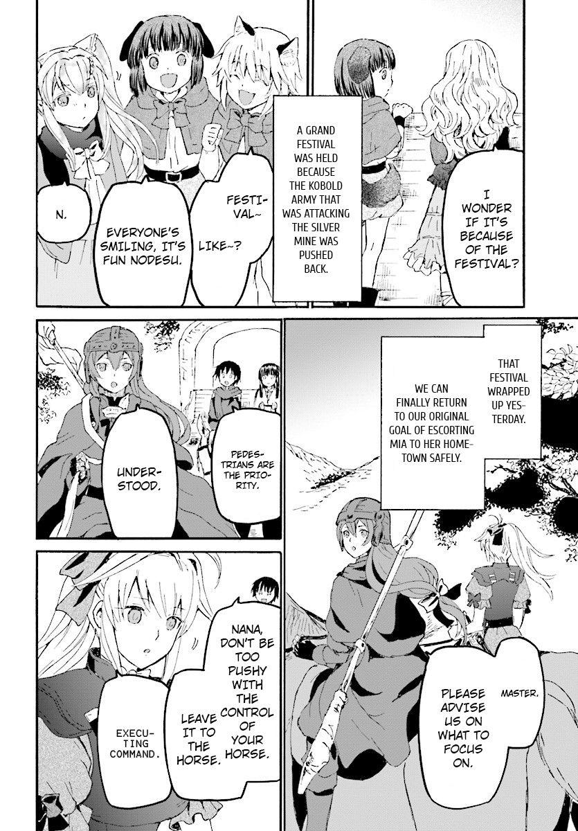 Death March kara Hajimaru Isekai Kyousoukyoku 44 Page 2