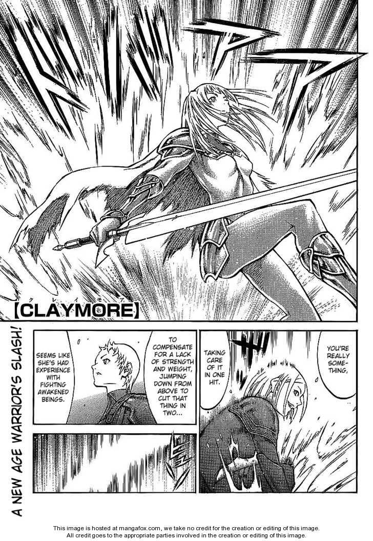 Claymore 86 Page 1