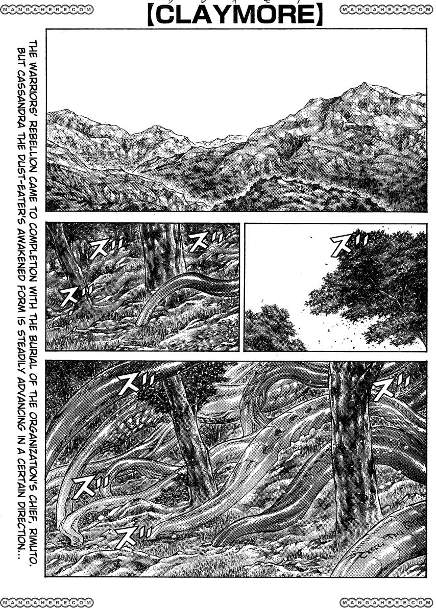 Claymore 127 Page 1