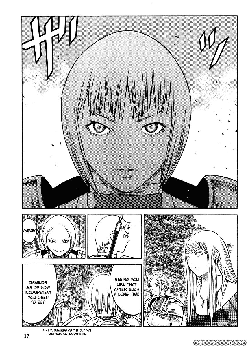 Claymore 130 Page 17