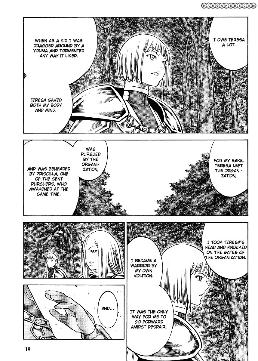 Claymore 130 Page 19