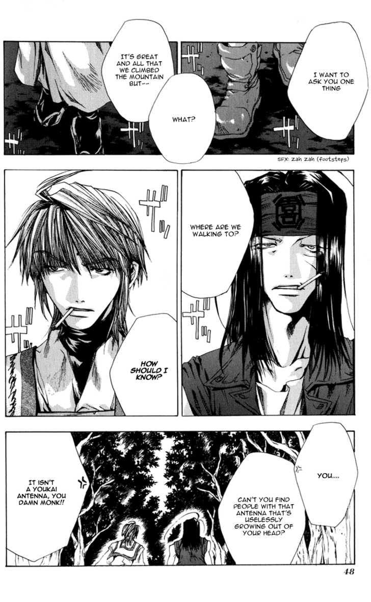 Saiyuki 38 Page 2
