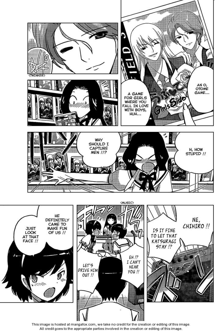 The World God Only Knows 85 Page 3
