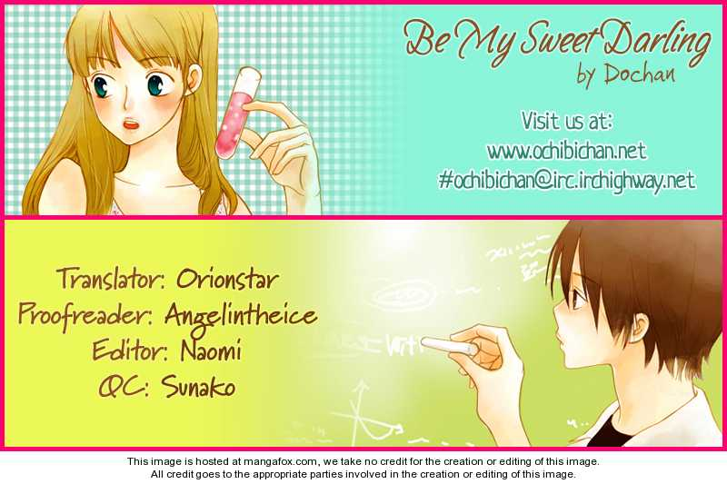 Be My Sweet Darling 3 Page 3