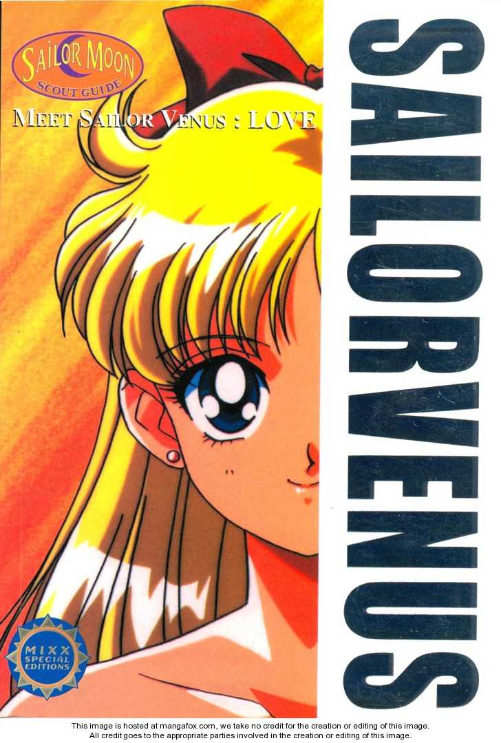 Sailor Moon 5 Page 1